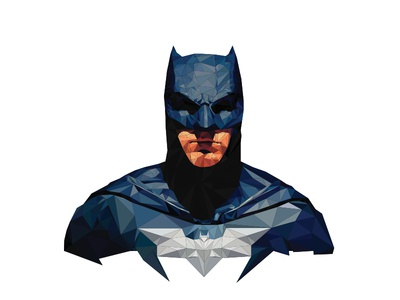 Polygon Batman