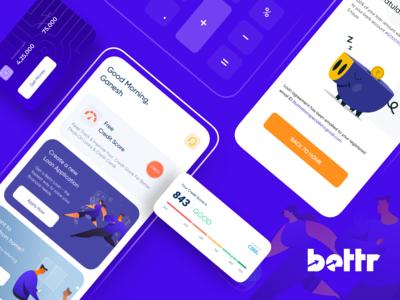 Bettr Credit App
