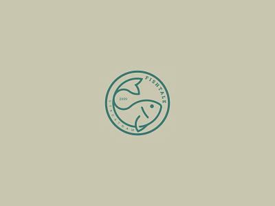 Fishtale logo uk fishlogo fish fishtail fishtale vector illustration design logotype graphic logodesign branding logo