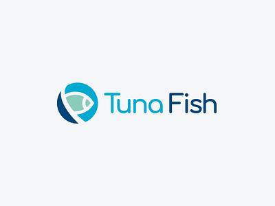 Tuna Fish Logo Design logo