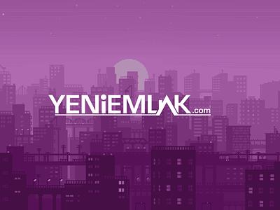 Yeni Emlak Logo Design logo