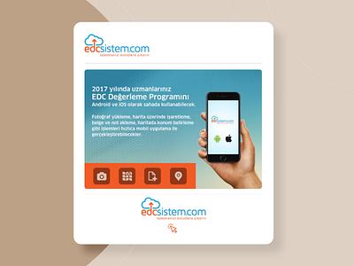 Edc Sistem E-newsletter Design e-newsletter