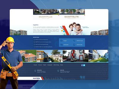 Maykon Yapı Website Design website