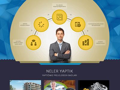 Milestone Yazılım Website Design website