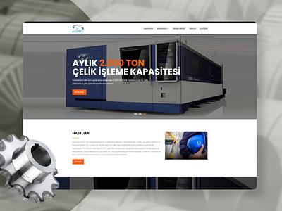 Haseller Website Design website