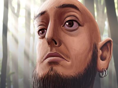 selfportrait art photoshop portrait illustration drawing artwork digitalpainting digitalart