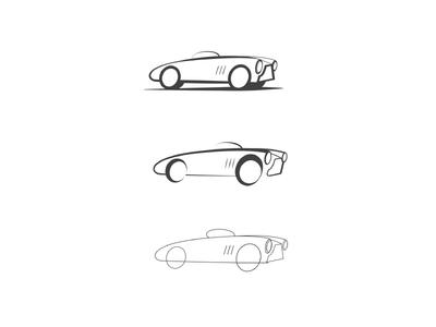 Aston Martin DB3 Logo Concept