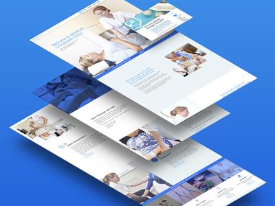 Chiropractic Custom Wordpress Site