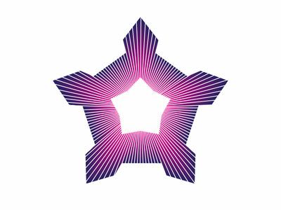 Pentagon star