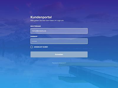 Loginpanel creartix password ui form register background sign in interface username login