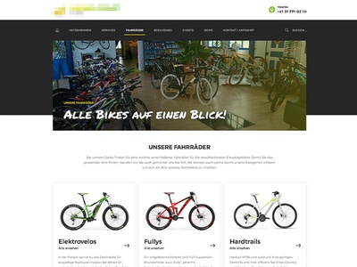 LemonCycles Sop integration handmadewithlove redesign creartix