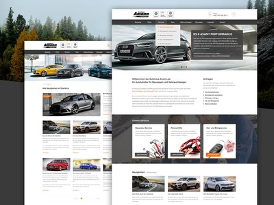 Cardealer website dealer car creartix