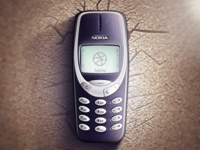 Nokia 3310 icon nokia icon wip 3310