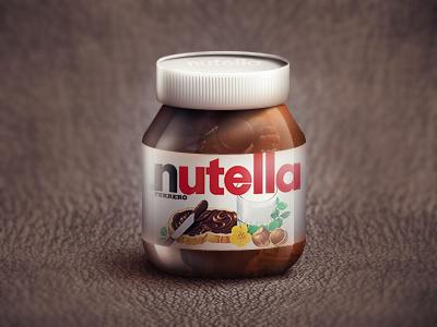 Nutella nutella icon alxquare chocolate food nut
