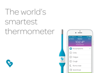 Kinsa, the world's smartest thermometer