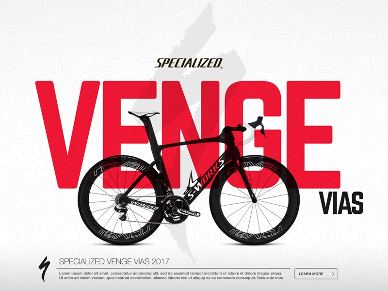 Specialized Venge Vias branding velo bike venge specialized racing cycle cycling road bike bicycle product
