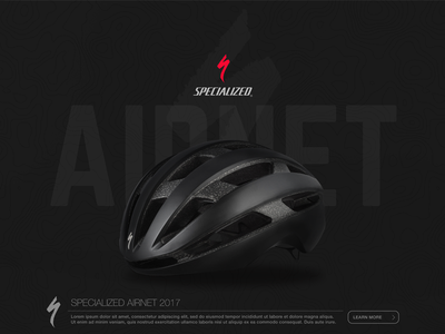 Specialized Airnet velo road bike racing product cycling cycle branding bike bicycle helmet specialized