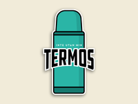 Not without my thermos!