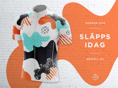 Team Sällskapet Cycling Jersey 2018
