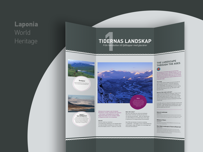 Laponia - World Heritage heritage design nature sweden