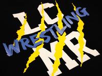 LCMR Wrestling Print