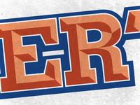 Mariner's Typography