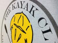 The Kayak Club - Screen Print