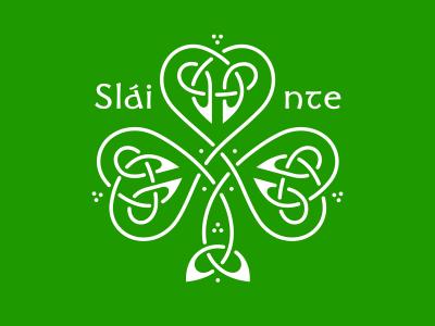 Celtiс shamrock Patrick Day
