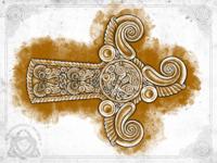 Scythian Cruciate Plaque