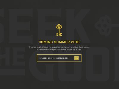 2016 Good City Brewing Teaser web gold bold dark teaser brewery beer