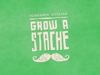 Grow a 'Stache