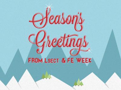 Season s greetings dribbble