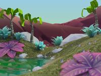 Dino Environment 2