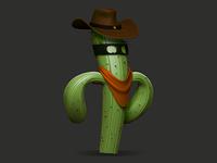 Cactus Sculpt