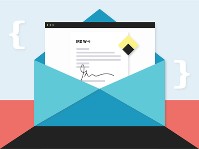 Anvil API Tutorials e-signature e-sign invoice tutorial automation paperwork pdf