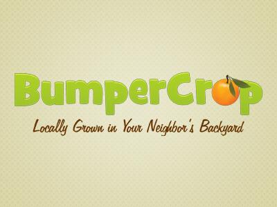 Bumpercrop Logo logo design sxsw startupbus