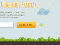 BumperCrop Website Design