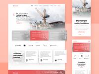 Cargo Service Website