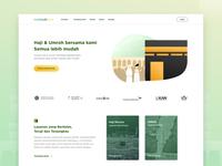 Hajj & Umrah Website