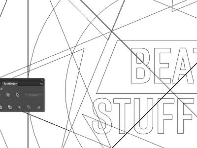 Wearable Outline wearable outline grids illustrator