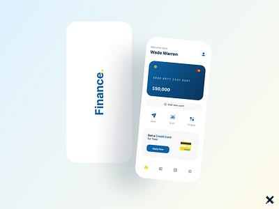 Finance. App Design uiux design mobile wallet app credit card colors money app fintech finance product minimal design clean dribbble best shot dribbble uxdesign uidesign uiux uxui ux ui