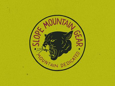 Lion Badge handlettering branding inspiration vintage merch design typography skitchism t-shirt lettering illustration