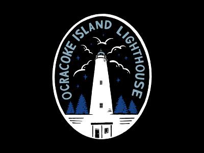 Outer Banks handlettering branding inspiration vintage merch design typography skitchism t-shirt lettering illustration