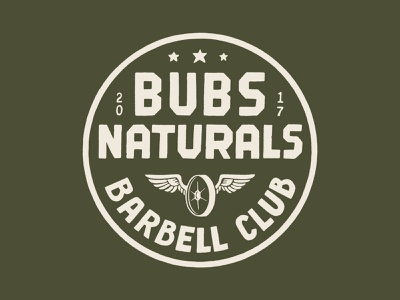 Barbell Club handlettering branding inspiration vintage merch design typography skitchism t-shirt lettering illustration