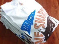 Save Sharks T-Shirt