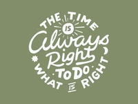 Always Right
