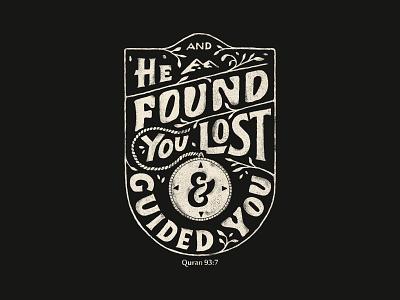 He Found branding inspiration skitchism t-shirt handlettering vintage merch design typography lettering illustration
