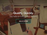 Cozy Credit Reports