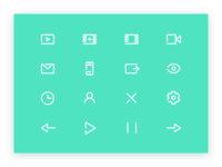 FieldVision Icons Final