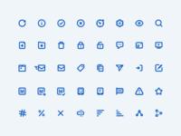 Mixpanel Iconography